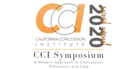 CCI Symposium - A Modern Approach to Concussion: Prevention and Care tickets