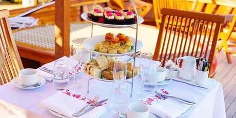 Brunch High Tea on SY Ena tickets