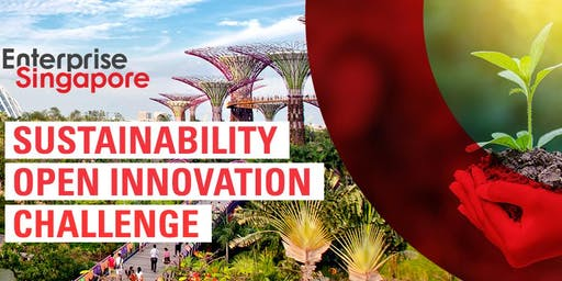 Sustainability Challenge Briefing - Sembcorp, Haier, EM Services, HDB, JTC