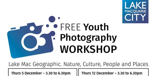 Photography workshop: Lake Mac Geographic. Nature, Culture, People & Places
