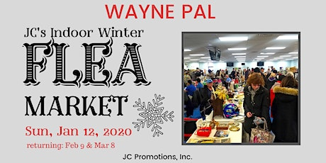 JC's Wayne PAL Flea Market Indoors tickets