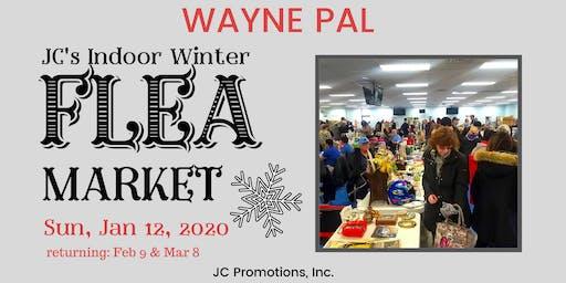 JC's Wayne PAL Flea Market Indoors