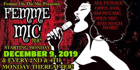 FEMME MIC NYC tickets