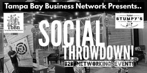 "B2B ""Social Throw-Down!"" 