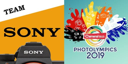 TEAM SONY - CAMERAHAUS PHOTOLYMPICS 2019