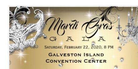 Ivy Isle Foundation of Texas  - 2020 Mardi Gras Gala