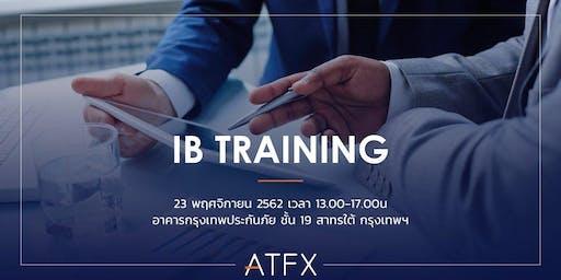 Introducing Broker (IB )Training