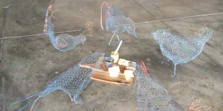 Wire Sculptures Workshop (Adults only) tickets