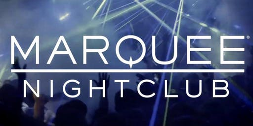 Marquee Nightclub - Guest List - 12/6