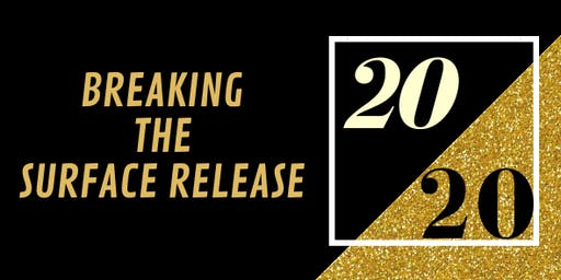 2020 Breaking the Surface Release Soiree