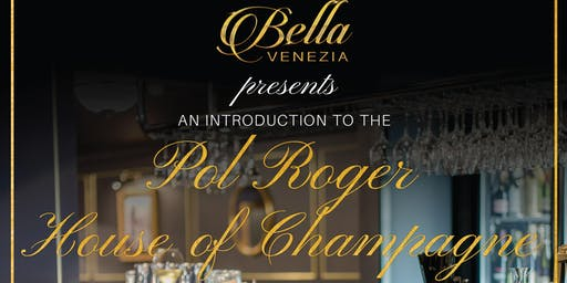 Pol Roger Champagne Event