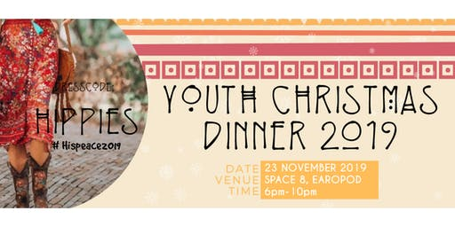 SIBKK YOUTH CHRISTMAS DINNER 2019