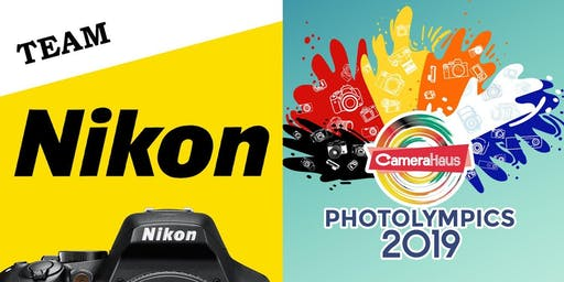 TEAM NIKON - CAMERAHAUS PHOTOLYMPICS 2019