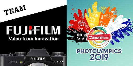 TEAM FUJIFILM - CAMERAHAUS PHOTOLYMPICS 2019