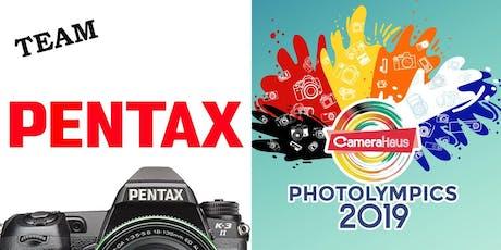 TEAM PENTAX - CAMERAHAUS PHOTOLYMPICS 2019 tickets