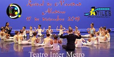 Recital de Navidad Aladino D'Arts Studio_Inscripción Ver y Obtener fotos
