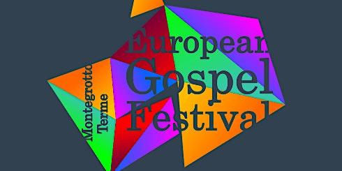 EUROPEAN GOSPEL FESTIVAL MONTEGROTTO 2020