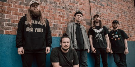 Knocked Loose Australian Tour with Jesus Piece - Melb tickets