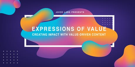 Expressions of Value: Creating Impact with Value-Driven Content tickets