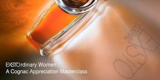 EXSTOrdinary Women - A Cognac Appreciation Masterclass with Julie Dupouy