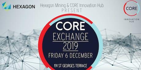 CORE Exchange 2019 tickets