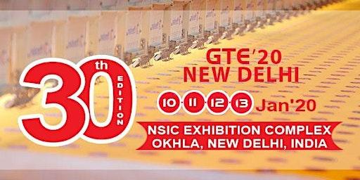 Garment Technology Expo 2020 - New Delhi