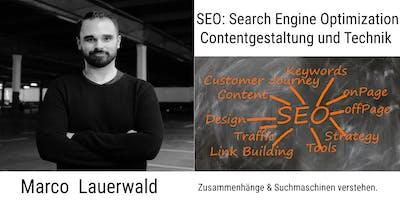 SEO: Contentgestaltung und technische Möglichkeiten