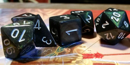 Dungeons and Dragons (D&D) @ Wanneroo Library