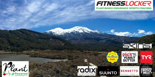 Plant-Powered Trail Running Camp - Ohakune
