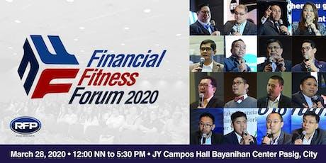 Financial Fitness Forum 2020 tickets