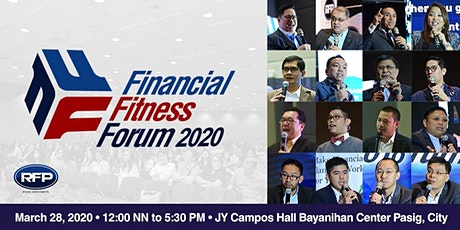 Financial Fitness Forum 2020 tickets