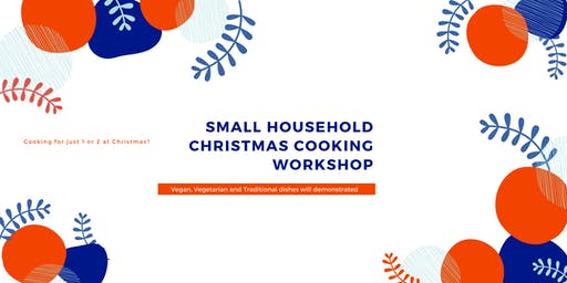 Small Household Christmas Cooking Workshop