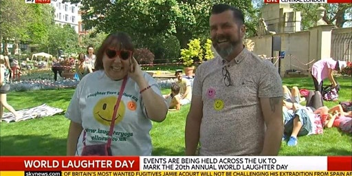 World Laughter Day London