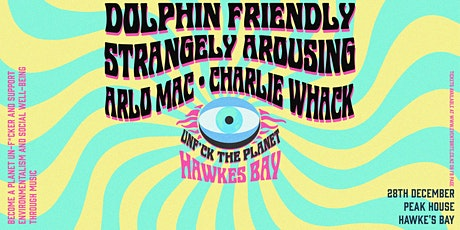 Dolphin Friendly & Strangely Arousing - Hawke's Bay tickets