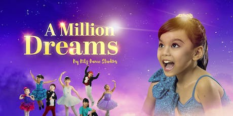 RITZ DANCE CONCERT 2019: A MILLION DREAMS tickets
