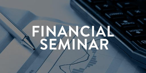 FREE SEMINAR ON BASIC FINANCIAL CONCEPTS