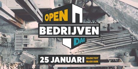 Open Bedrijven Dag tickets