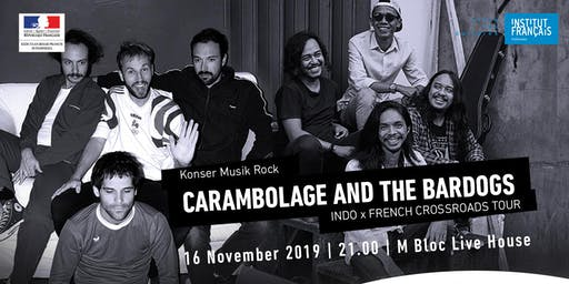 Rock Concert: Carambolage + The Bardogs @ M Bloc Live House