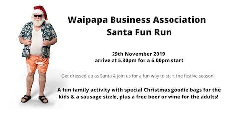 Waipapa Business Association Santa Fun Run tickets