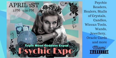April 1st Psychic Night with TMGExpos tickets