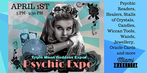 April 1st Psychic Night with TMGExpos