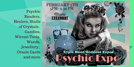 Triple Moon Goddess Psychic Event Night at the Miami Marketta tickets