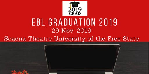 EBL Graduation Ceremony & Excellence Awards 2019