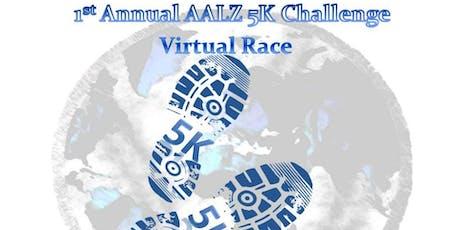 AALZ Joy in the Journey 5K Challenge 2019 tickets