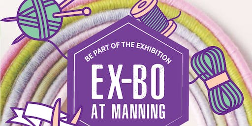 Ex-Bo at Manning: Woven Coasters