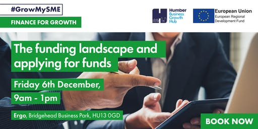 Workshop 4 - The funding landscape and applying for funds
