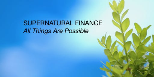 Supernatural Finance