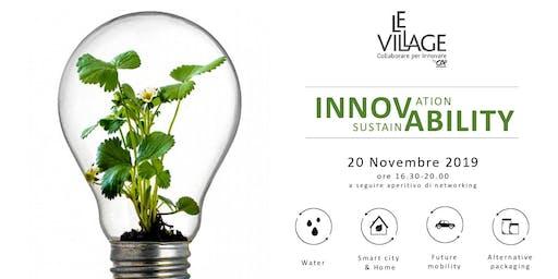 Innovability (Startup, Innovazione e Sostenibilità