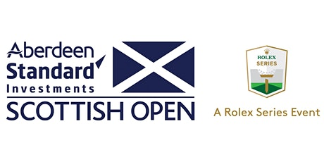 Aberdeen Standard Investments Scottish Open Hospitality 2020 tickets