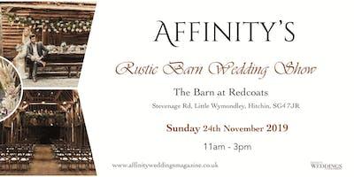 Affinity Rustic Barn Wedding Showcase